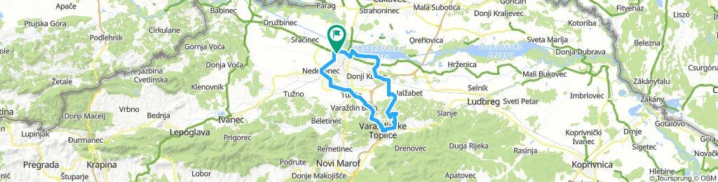 Varazdinsko - toplicka ruta