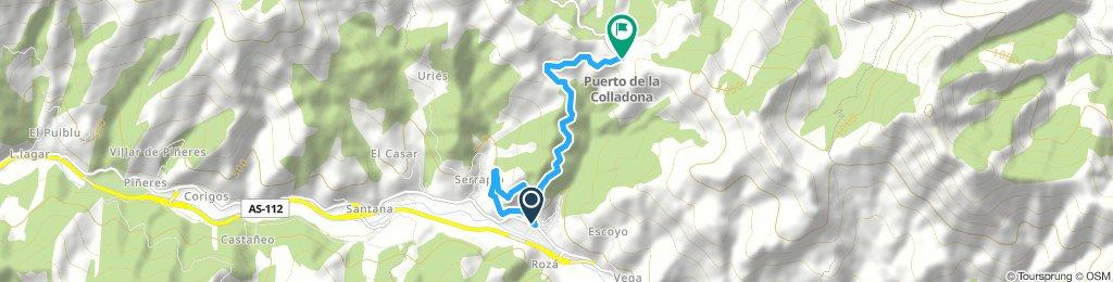 ALTO DE LA COLLADONA (por Cabañaquinta)