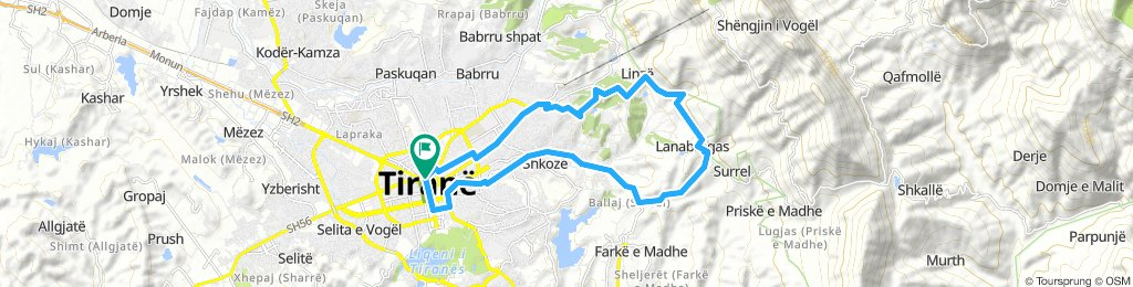 Tirana Criterium (Raundin e Shqipërisë Stage 11)