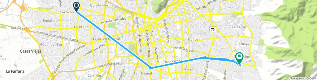 ruta Peña