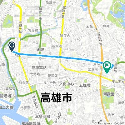 Lengthy 星期日 Ride In 三民區