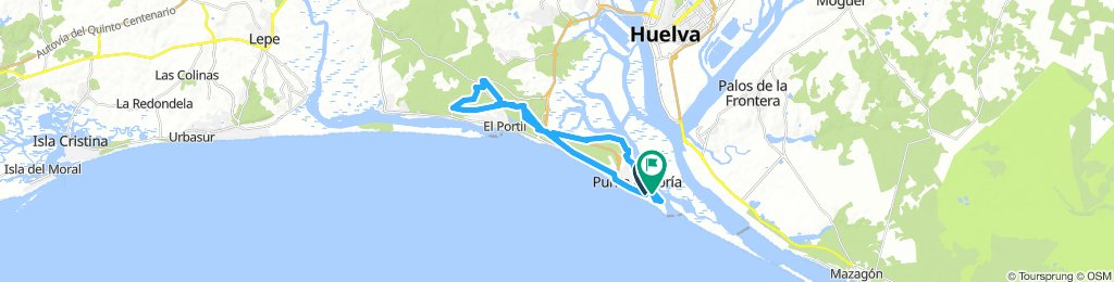Steady Domingo Track In Punta Umbría