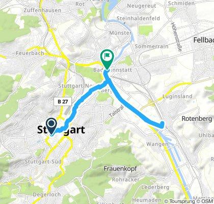 Spred Out Sonntag Course In Stuttgart