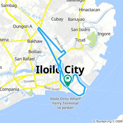 Iloilo Historic Districts Bike Tour #Iloiloikot