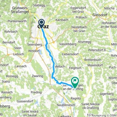 Snail-Like Sonntag Route In Baldau