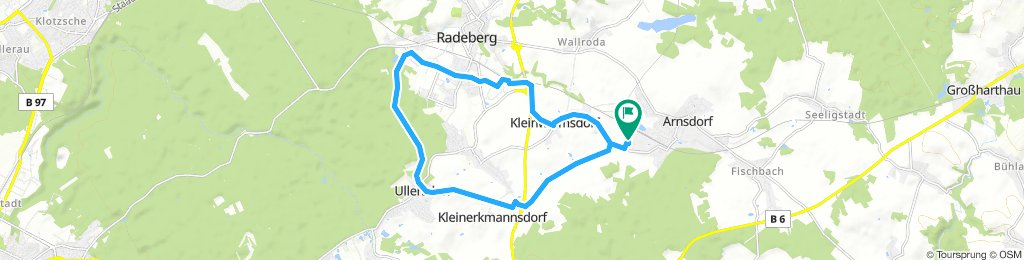 Arnsdorf Ullersdorf Radeberg