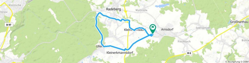 Arnsdorf/Ullersdorf/Radeberg