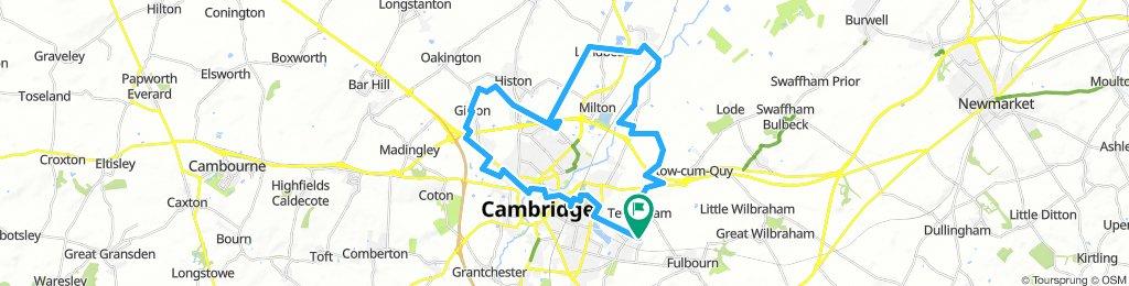 cambridge mtb route 1