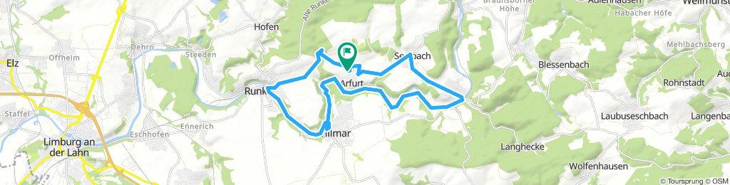 Extensive Sonntag Route In Runkel