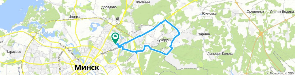 Lengthy Воскресенье Ride In Минск