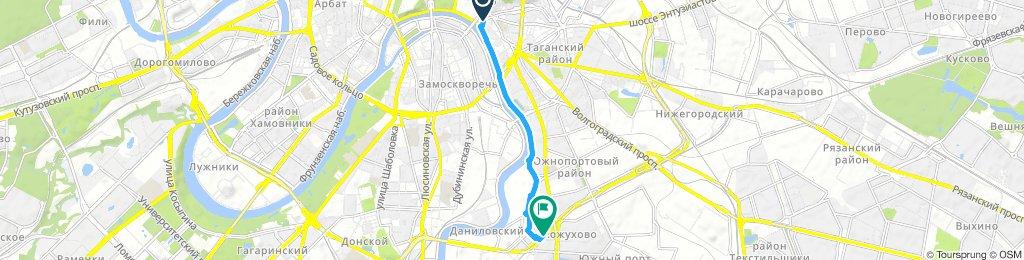 Center - Avtozavodskaya