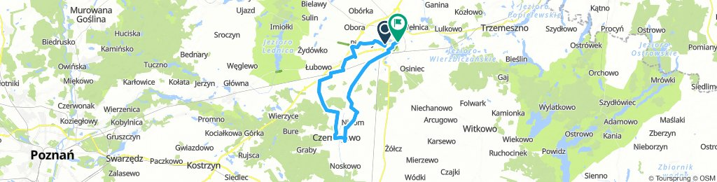 V Ogólnopolski Rajd Rowerowy- GENESIS