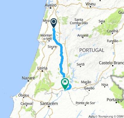 Catanhede - Constancia (Portugal)