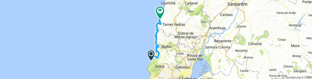 2 Azenhas do Mar - Santa Cruz