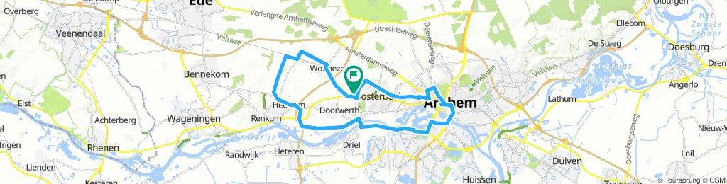 Oosterbeek - Liberation Route ab Hotel De Bilderberg 2018