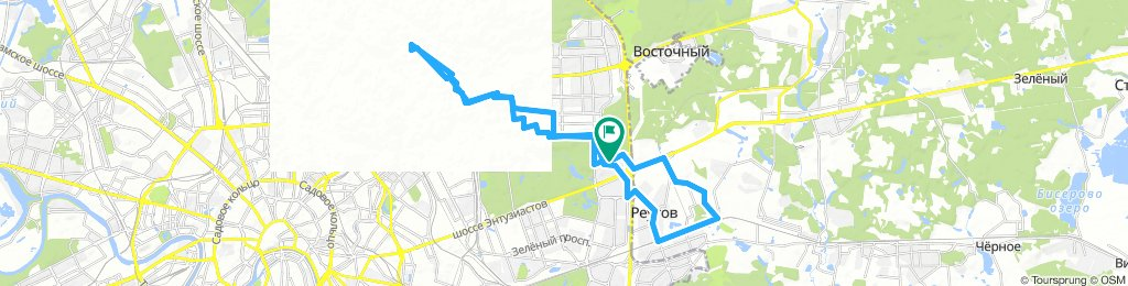 Деловые велокурьерские ездки 10 сентября 2018
