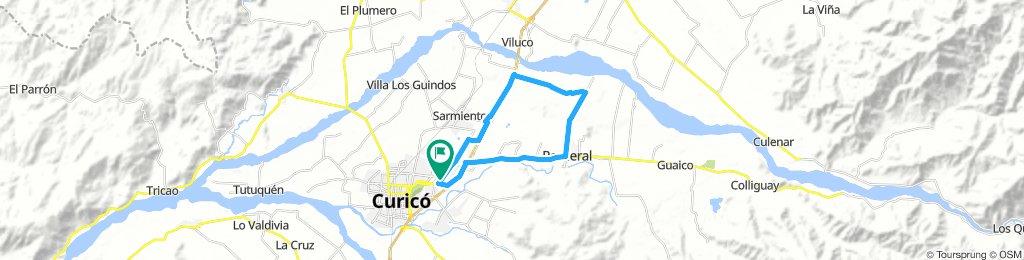 Curicó-Quilvo-Romeral-Curicó