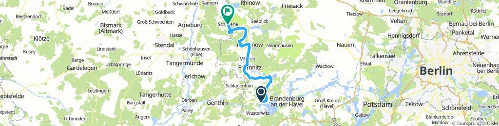 Havelradweg-Tag2-Plaue-Schollene