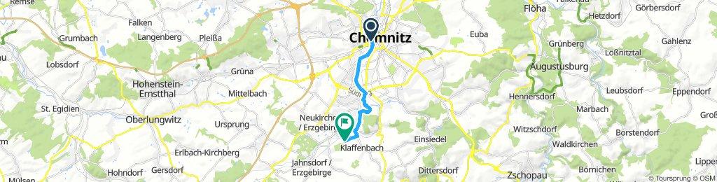 Chemnitz - Wasserschloss Klaffenbach