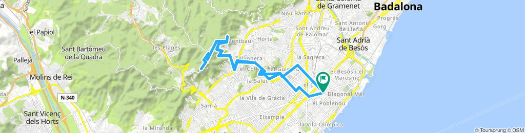 20180911 Casa-Tibidabo-Casa