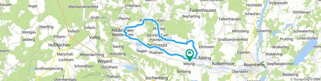 Rundkurs Bad Aibling / Feldkirchen