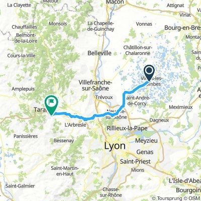 5 Villars-les-Dombes-Pontcharra-s-Turdine