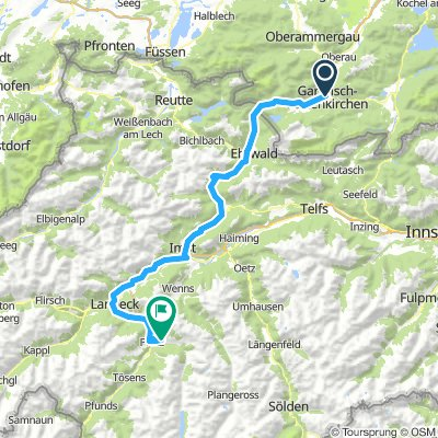 Riva 2 Garmisch-Kauns