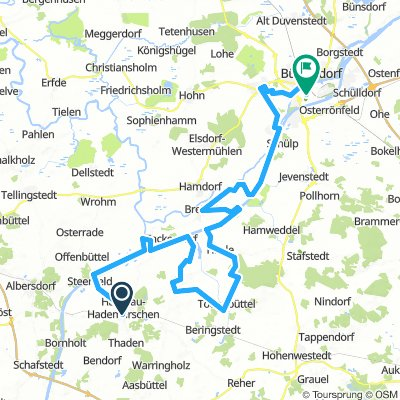 NOK-Tour Rendsburg