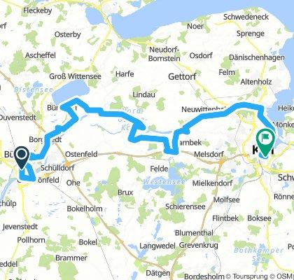 NOK Tour Kiel