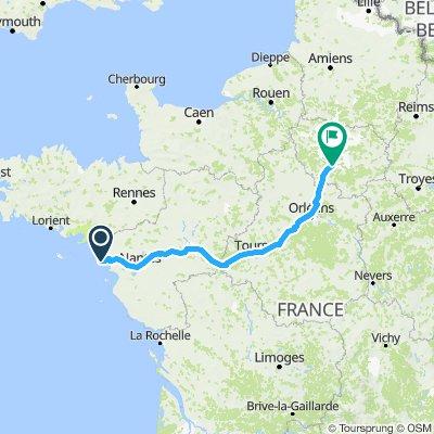 Trip 2015 - Loire à vélo