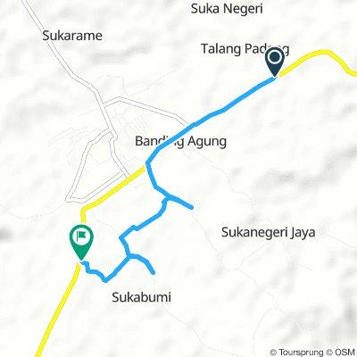 5km Sukanegeri Jaya