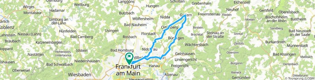 Vogelsberger Tour