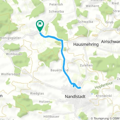 Lengthy Samstag Ride In Au In Der Hallertau