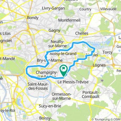 Tour-40km
