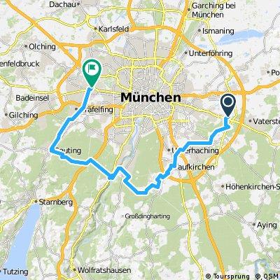 Cycling in Munich Bikemap Your bike routes