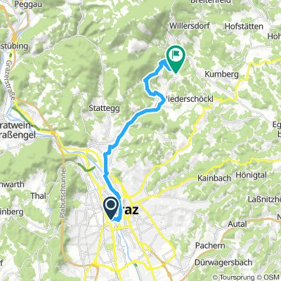 Relaxed Sonntag Route In Rinnegg
