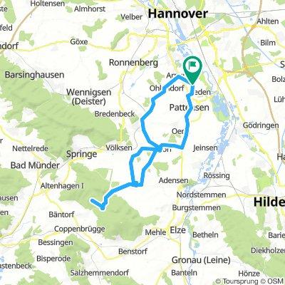 Harkenbleck - kleiner Deister, Nesselberg