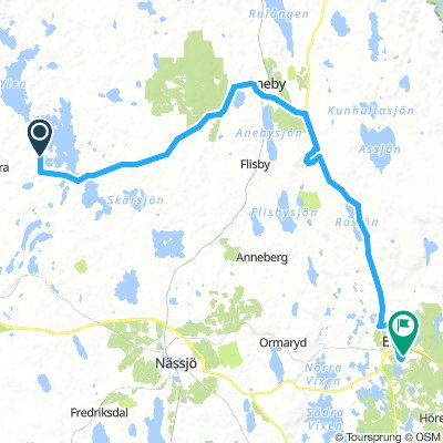 Extensive Sunday Course In Eksjö