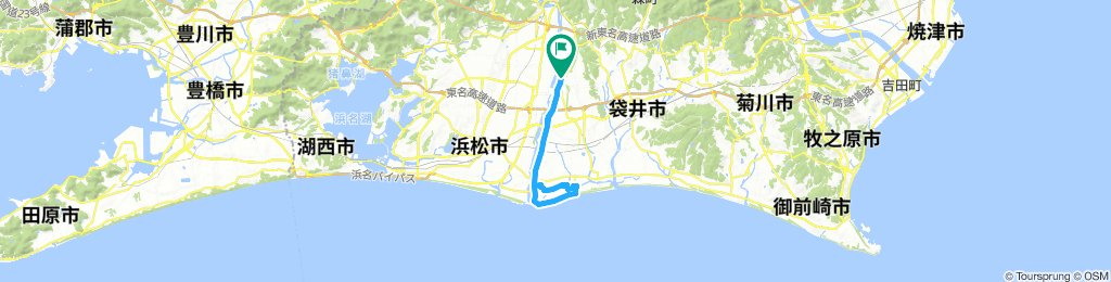 鮫島 海岸