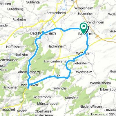 Rundkurs Bad Kreuznach
