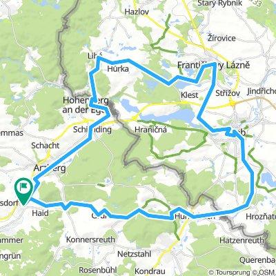 Seußen-Karlsbad-Eger-Seußen
