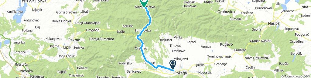 Slawonien Tag 5: Pozega - Novo Zvecevo
