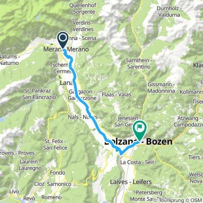 North Italy(Merano~Bolzano)