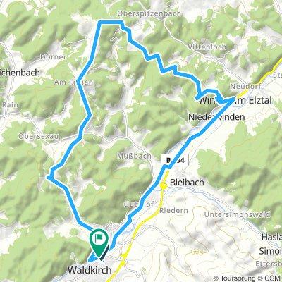 Waldkirch Niederwinden Schwarzenberg