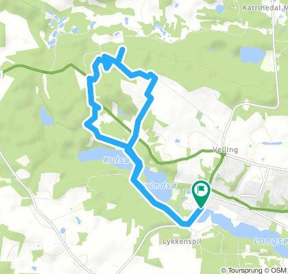 Velling - 10 km