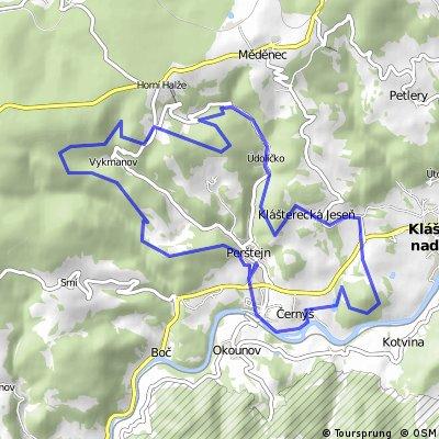 Perštejnské Giro 2010