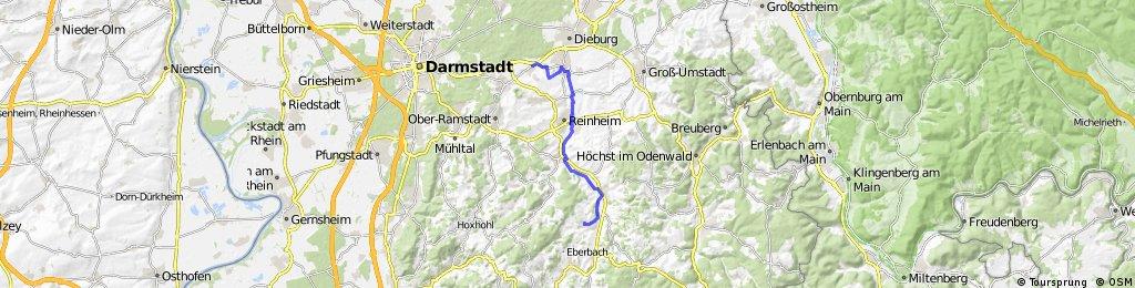 Gundernhausen-Fränkisch-Crumbach