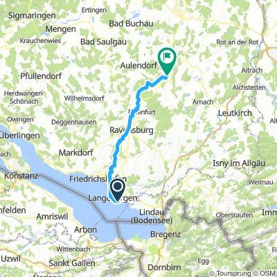 Vom See nach BWSee