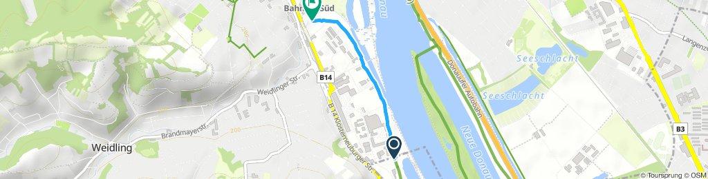 Slow Saturday Route In Klosterneuburg