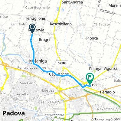 Long Afternoon Ride In Vigonza